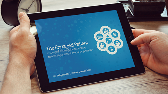 RelayHealth Engaged Patient eBook