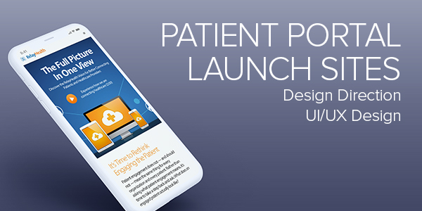 RelayHealth Patient Portal Launch Sites